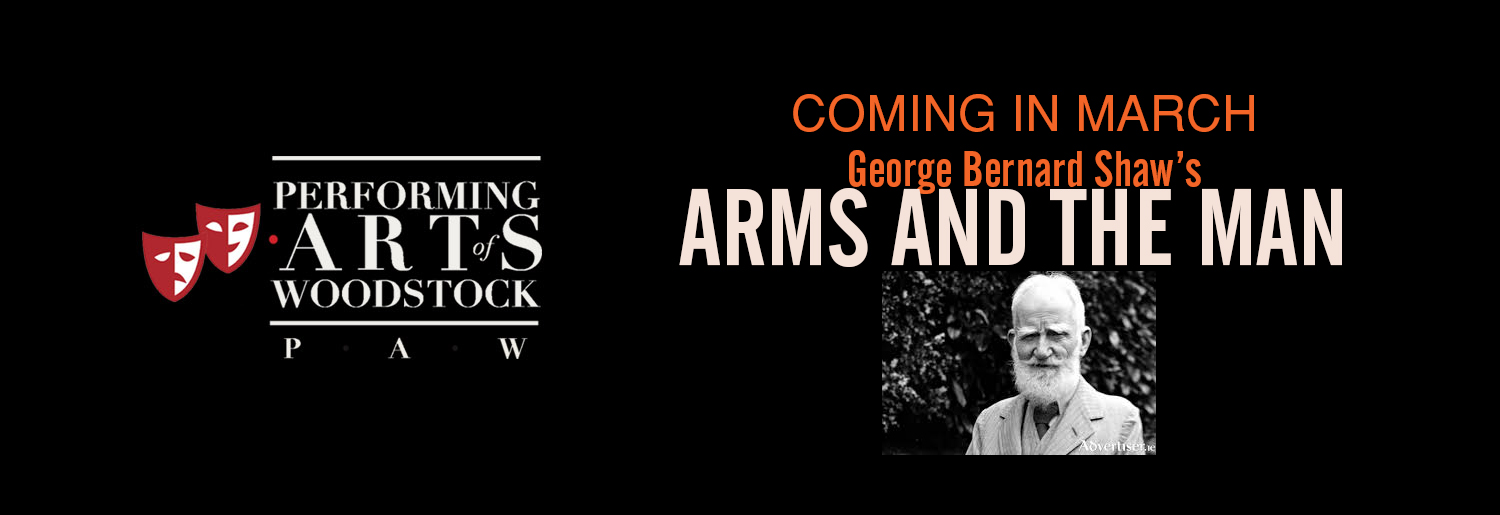 George Bernard Shaw's Arms and Man