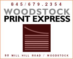 Print Express, Woodstock