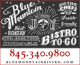 Blue Mountain Bistro