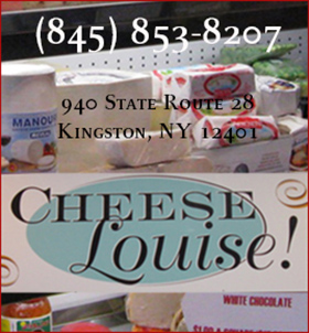Cheese Louise, Woodstock