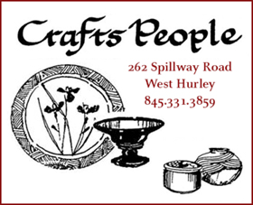 Crafts People,West Hurley NY,Woodstock NY,Catskills,Ceramics
