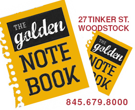 The Golden Notebook Book Store