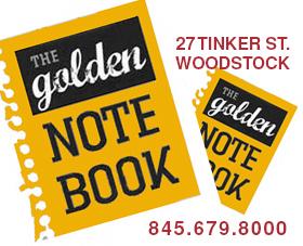 The Golden Notebook Book Store